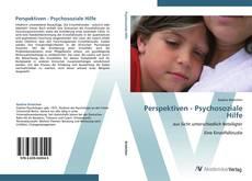 Buchcover von Perspektiven - Psychosoziale Hilfe