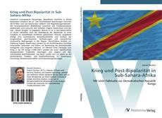 Borítókép a  Krieg und Post-Bipolarität in Sub-Sahara-Afrika - hoz