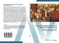 Bookcover of Suchtmittelgebrauch und geistige Behinderung