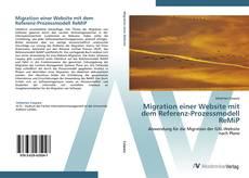 Bookcover of Migration einer Website mit dem Referenz-Prozessmodell ReMiP
