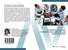 Buchcover von Coaching zwischen fachlicher Kompetenz und Rollenkonflikt