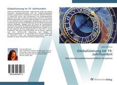 Globalisierung im 19. Jahrhundert的封面