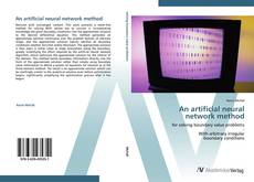 Bookcover of An artificial neural  network method