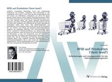 Buchcover von RFID auf Produkten  ('item level')