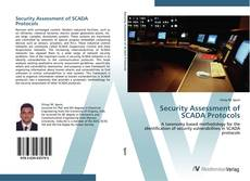 Buchcover von Security Assessment of SCADA Protocols