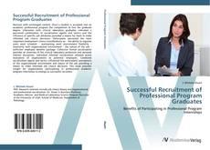 Couverture de Successful Recruitment of Professional Program Graduates