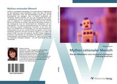 Capa do livro de Mythos rationaler Mensch