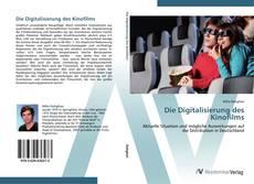 Couverture de Die Digitalisierung des Kinofilms