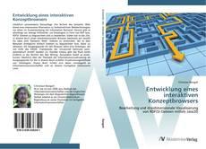 Bookcover of Entwicklung eines interaktiven Konzeptbrowsers