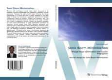 Bookcover of Sonic Boom Minimization