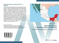 Portada del libro de Demokratische Transformation in Mexiko