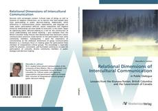 Bookcover of Relational Dimensions of Intercultural Communication