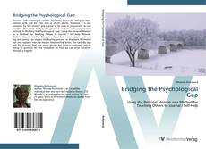 Couverture de Bridging the Psychological Gap