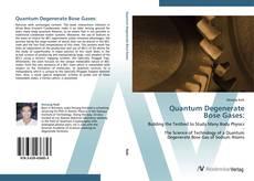 Bookcover of Quantum Degenerate  Bose Gases: