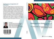 Bookcover of Androgynous Imagination of Difference