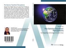 Bookcover of Pre-Service Teachers' Perceptions