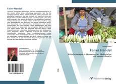 Capa do livro de Fairer Handel