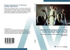 Portada del libro de Student Engagement in the Early College High School