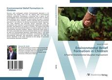 Environmental Belief Formation in Children的封面