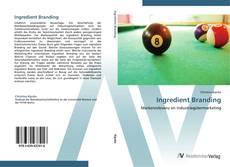 Borítókép a  Ingredient Branding - hoz