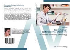 Buchcover von Benutzbarkeit portalbasierter Workflows
