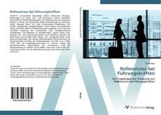 Buchcover von Rollenstress bei Führungskräften