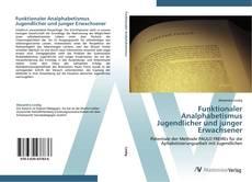 Buchcover von Funktionaler Analphabetismus Jugendlicher und junger Erwachsener