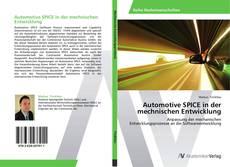 Обложка Automotive SPICE in der mechnischen Entwicklung