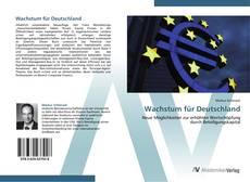 Buchcover von Wachstum für Deutschland