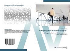 Buchcover von Umgang mit Arbeitslosigkeit