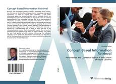 Couverture de Concept-Based Information Retrieval