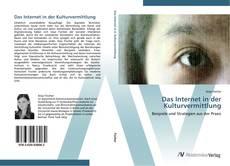 Buchcover von Das Internet in der Kulturvermittlung