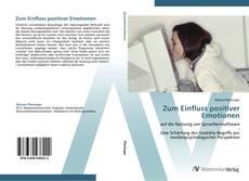 Buchcover von Zum Einfluss positiver Emotionen