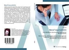 Beruf Journalistin kitap kapağı