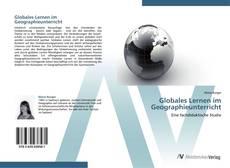 Buchcover von Globales Lernen im Geographieunterricht