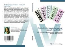 Bookcover of Nachrichtenparadigma nur durch Nachhilfe?