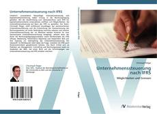 Unternehmenssteuerung nach IFRS kitap kapağı