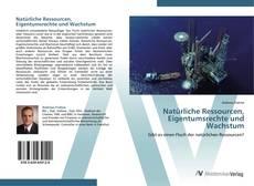 Buchcover von Natürliche Ressourcen, Eigentumsrechte und Wachstum