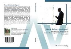 Bookcover of Neue Selbstständigkeit