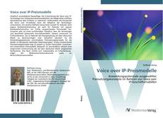 Bookcover of Voice over IP-Preismodelle