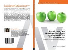 Copertina di Entwicklung und Implementierung des modularen PKV-3-Vertriebssystems
