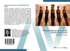 Bookcover of Personalisierung im SPD-Wahlkampf 2005