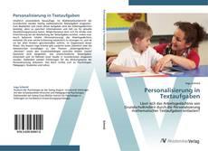 Bookcover of Personalisierung in Textaufgaben