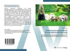 Обложка Sozialraumorientierte Gesundheitsförderung