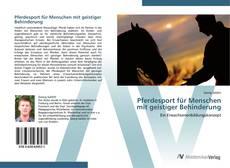 Borítókép a  Pferdesport für Menschen mit geistiger Behinderung - hoz