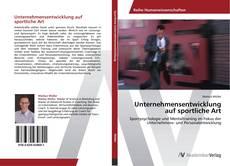 Portada del libro de Unternehmensentwicklung auf sportliche Art