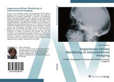 Bookcover of Importance-Driven Rendering in Interventional Imaging