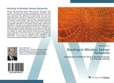 Capa do livro de Routing in Wireless Sensor Networks
