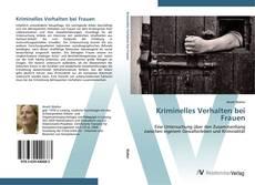 Buchcover von Kriminelles Verhalten bei Frauen