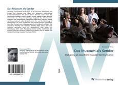 Copertina di Das Museum als Sender